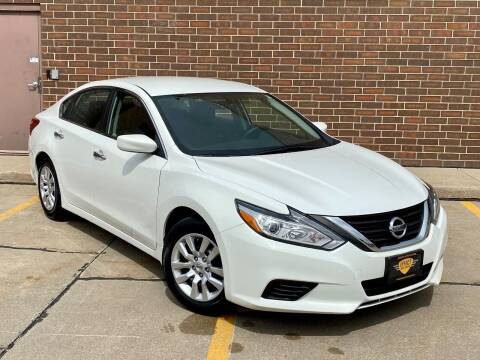 2016 Nissan Altima for sale at Effect Auto Center in Omaha NE