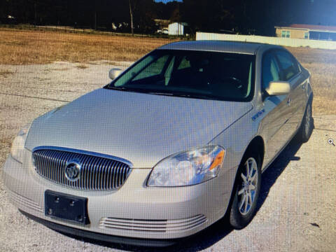 2007 Buick Lucerne for sale at North Florida Automall LLC in Macclenny FL