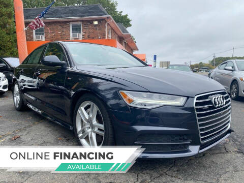 2017 Audi A6 for sale at Bloomingdale Auto Group - The Car House in Butler NJ
