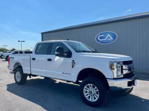 2019 Ford F-250 Super Duty for sale at City Auto in Murfreesboro TN