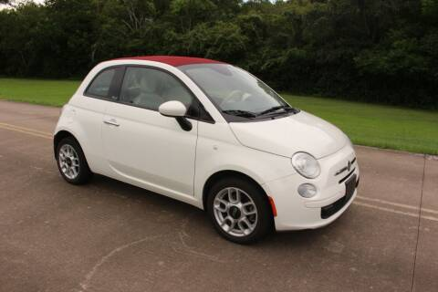 2013 FIAT 500c for sale at Clear Lake Auto World in League City TX