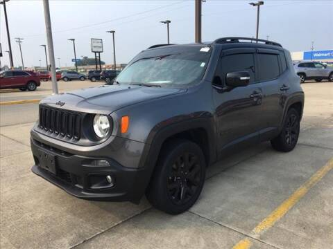 2016 Jeep Renegade for sale at LANDMARK OF TAYLORVILLE in Taylorville IL