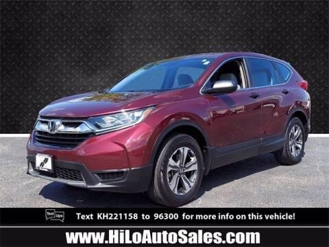 2019 Honda CR-V for sale at Hi-Lo Auto Sales in Frederick MD