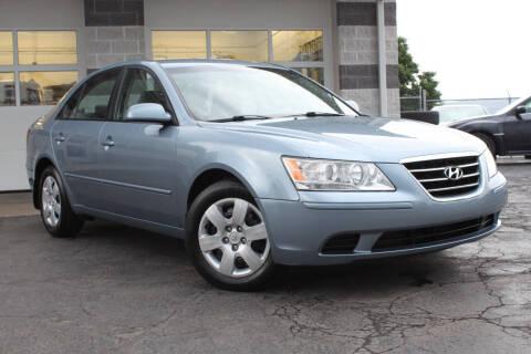 2010 Hyundai Sonata for sale at Dan Paroby Auto Sales in Scranton PA
