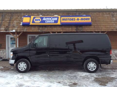 2013 Ford E-Series Cargo for sale at MOTORS N MORE in Brainerd MN