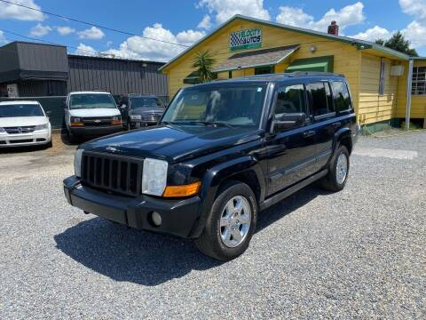 2007 Jeep Commander for sale at Velocity Autos in Winter Park FL