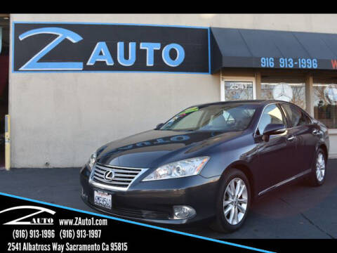 2010 Lexus ES 350 for sale at Z Auto in Sacramento CA