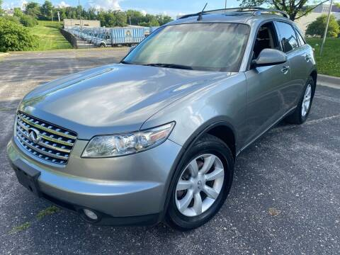 2005 Infiniti FX35 for sale at Supreme Auto Gallery LLC in Kansas City MO