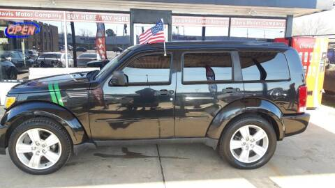 2011 Dodge Nitro for sale at Davis Motor Company in Durant OK