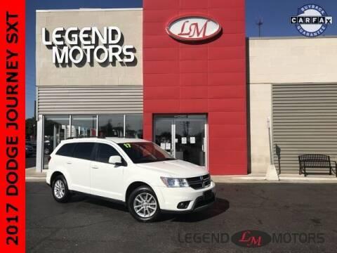 2017 Dodge Journey for sale at Legend Motors of Detroit in Detroit MI