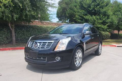 2014 Cadillac SRX for sale at International Auto Sales in Garland TX