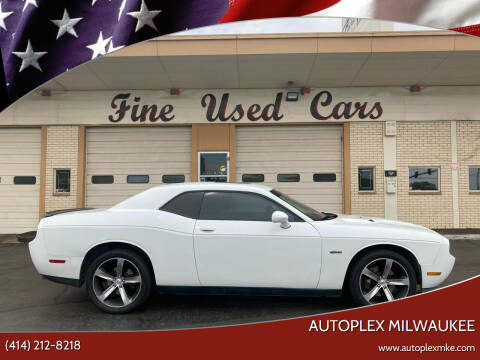 2014 Dodge Challenger for sale at Autoplex 2 in Milwaukee WI