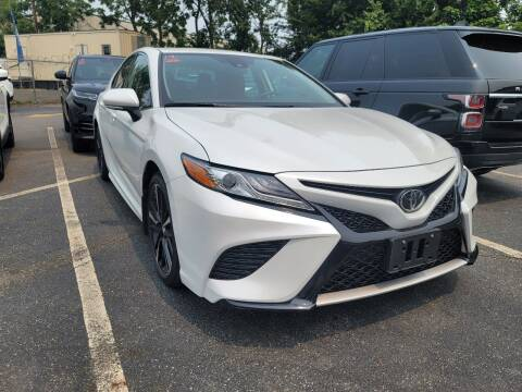 2019 Toyota Camry for sale at AW Auto & Truck Wholesalers  Inc. in Hasbrouck Heights NJ