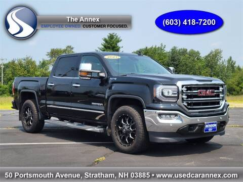 2017 GMC Sierra 1500 for sale at The Annex in Stratham NH