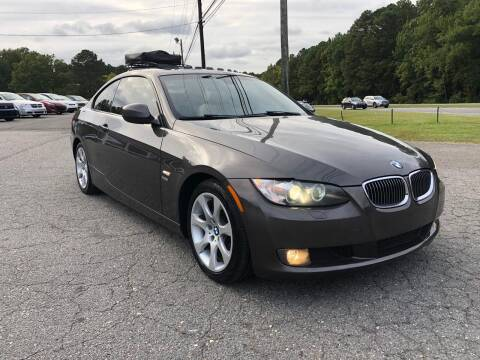 2010 BMW 3 Series for sale at CVC AUTO SALES in Durham NC