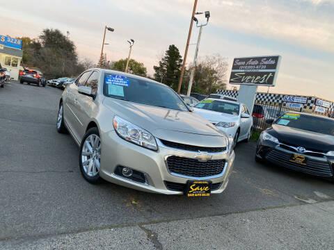 2015 Chevrolet Malibu for sale at Save Auto Sales in Sacramento CA
