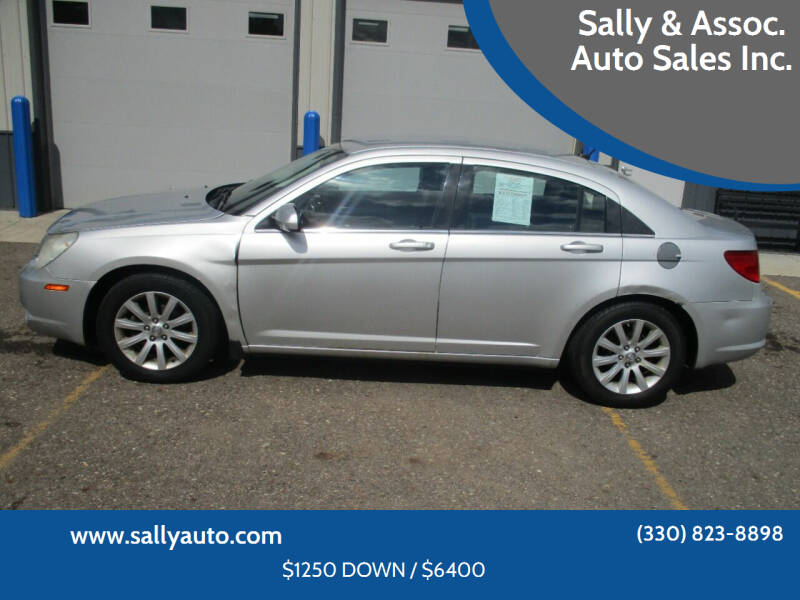 2010 Chrysler Sebring for sale at Sally & Assoc. Auto Sales Inc. in Alliance OH