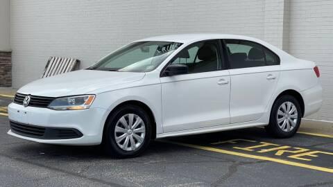2012 Volkswagen Jetta for sale at Carland Auto Sales INC. in Portsmouth VA