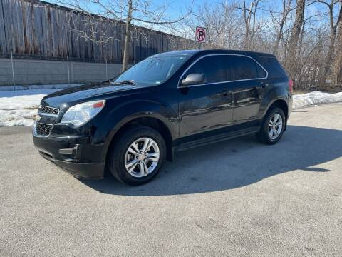 2013 Chevrolet Equinox for sale at Posen Motors in Posen IL