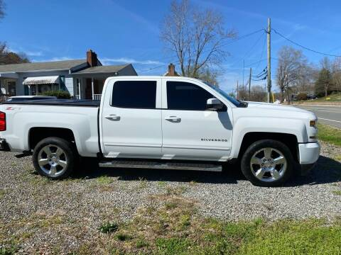 2017 Chevrolet Silverado 1500 for sale at Venable & Son Auto Sales in Walnut Cove NC