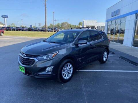 2018 Chevrolet Equinox for sale at DOW AUTOPLEX in Mineola TX