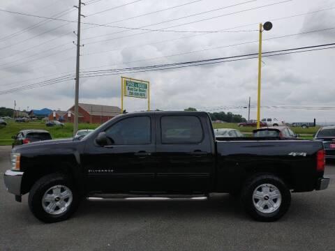 2013 Chevrolet Silverado 1500 for sale at Space & Rocket Auto Sales in Meridianville AL