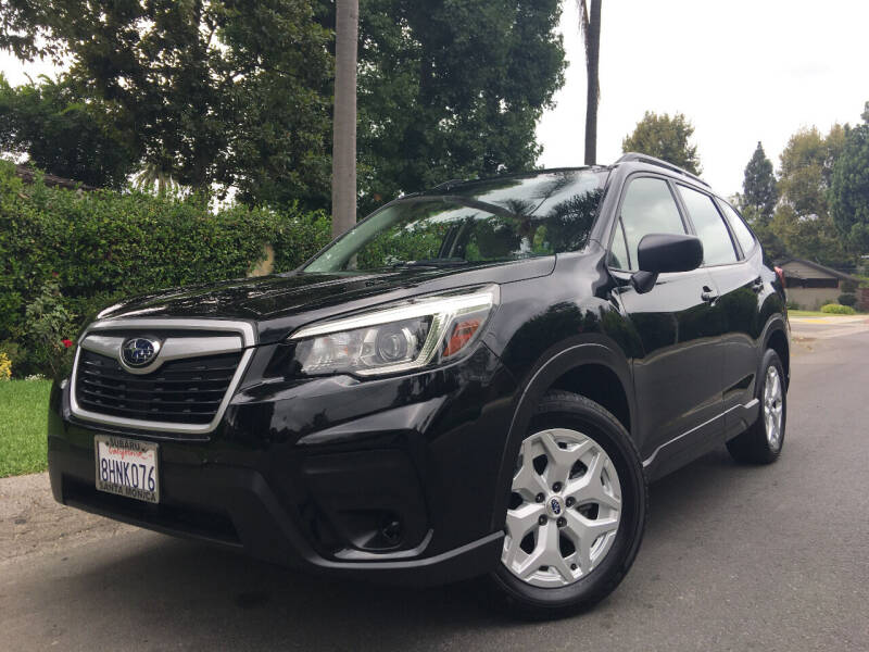 2019 Subaru Forester for sale at Valley Coach Co Sales & Lsng in Van Nuys CA