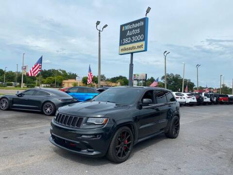 2014 Jeep Grand Cherokee for sale at Michaels Autos in Orlando FL