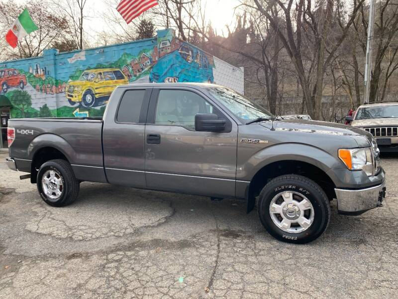 2010 Ford F-150 for sale at Showcase Motors in Pittsburgh PA