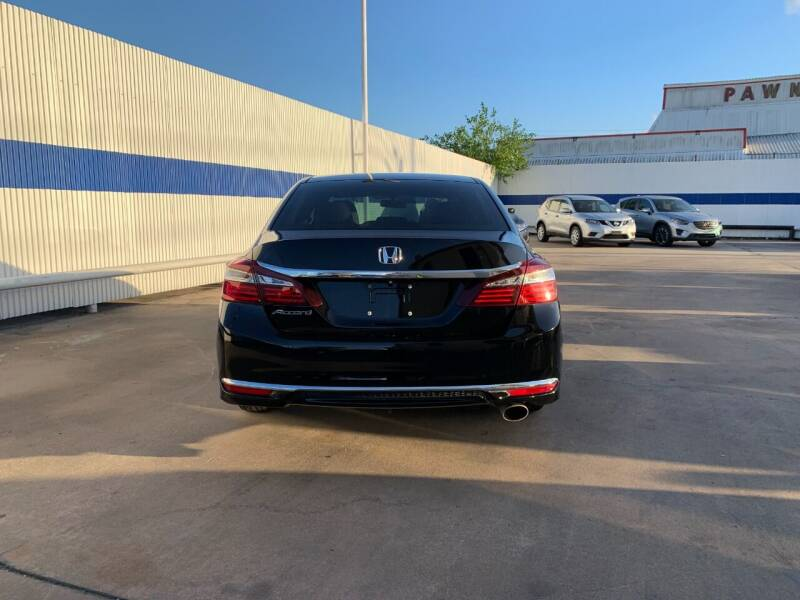 2017 Honda Accord LX 4dr Sedan CVT - Houston TX
