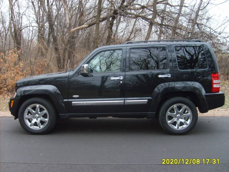 2012 Jeep Liberty for sale at Northport Motors LLC in New London WI