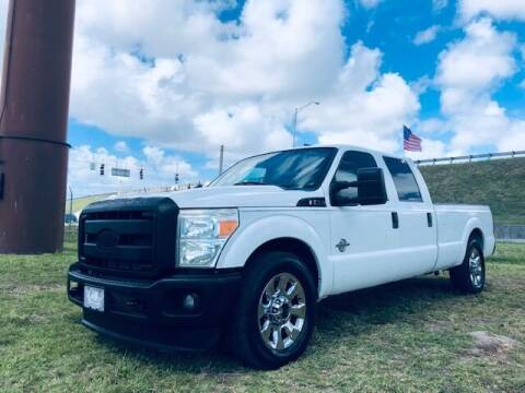 2012 Ford F-350 Super Duty for sale at Venmotors LLC in Hollywood FL