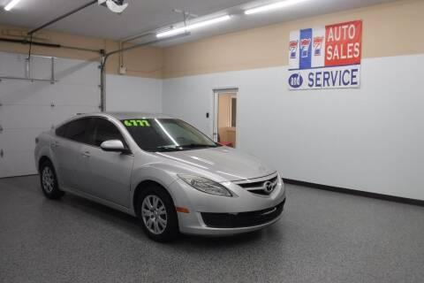 2009 Mazda MAZDA6 for sale at 777 Auto Sales and Service in Tacoma WA