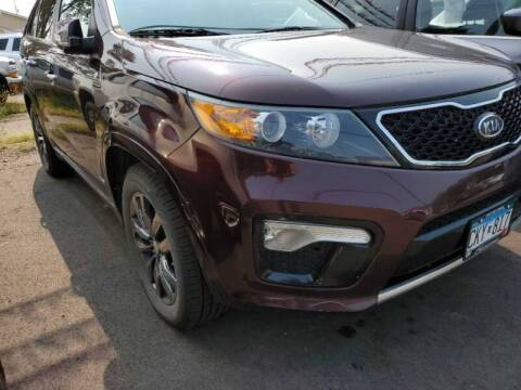 2012 Kia Sorento for sale at Dealswithwheels in Inver Grove Heights MN
