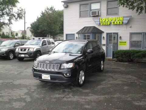 2015 Jeep Compass for sale at Loudoun Used Cars in Leesburg VA