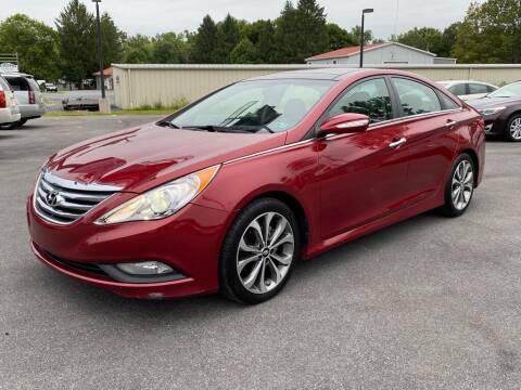 2014 Hyundai Sonata for sale at Alexandria Auto Mart LLC in Alexandria PA