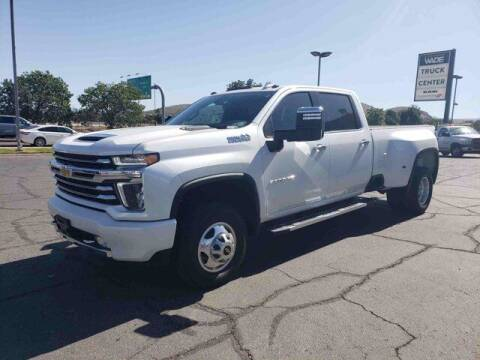 2021 Chevrolet Silverado 3500HD for sale at Stephen Wade Pre-Owned Supercenter in Saint George UT