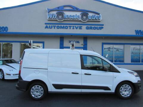 2016 Ford Transit Connect Cargo for sale at The Wholesale Outlet in Blackwood NJ