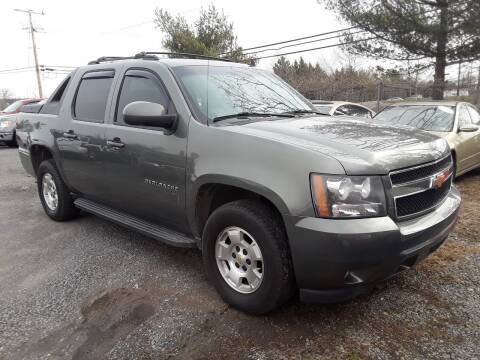 2011 Chevrolet Avalanche for sale at M & M Auto Brokers in Chantilly VA