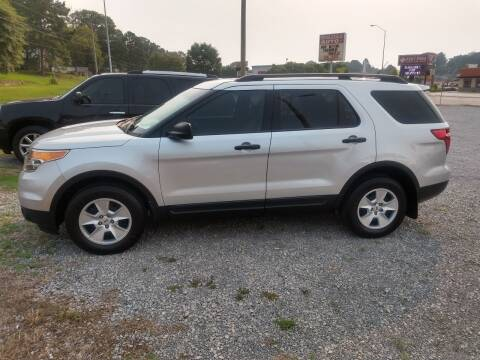 2013 Ford Explorer for sale at Wholesale Auto Inc in Athens TN