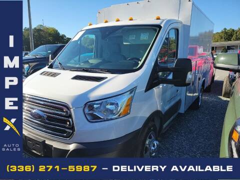 2018 Ford Transit Cutaway for sale at Impex Auto Sales in Greensboro NC