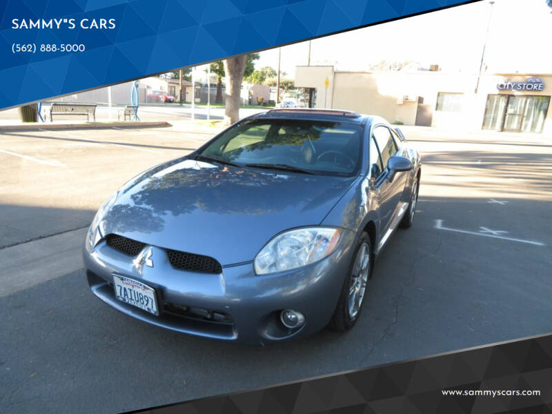 """2008 Mitsubishi Eclipse for sale at SAMMY""""S CARS in Bellflower CA"""
