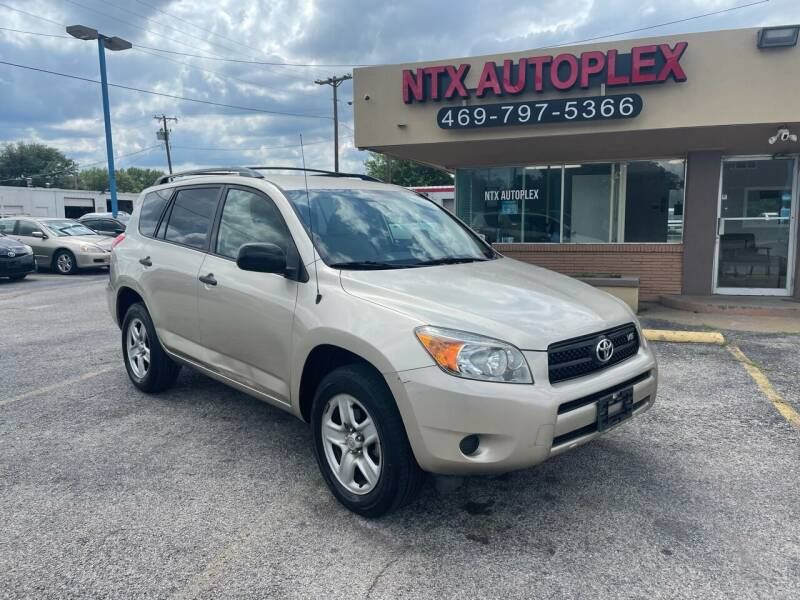 2006 Toyota RAV4 for sale at NTX Autoplex in Garland TX