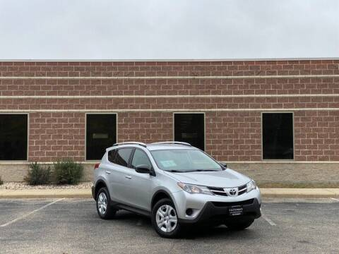 2013 Toyota RAV4 for sale at A To Z Autosports LLC in Madison WI
