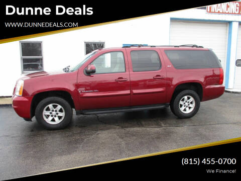 2007 GMC Yukon XL for sale at Dunne Deals in Crystal Lake IL