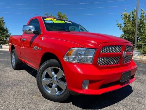 2014 RAM Ram Pickup 1500 for sale at UNITED Automotive in Denver CO