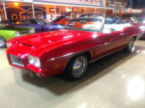 1972 Pontiac Le Mans for sale at Okoboji Classic Cars in West Okoboji IA