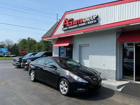 2011 Hyundai Sonata for sale at AG AUTOGROUP in Vineland NJ