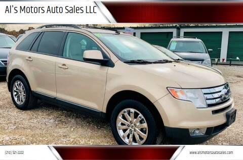2007 Ford Edge for sale at Al's Motors Auto Sales LLC in San Antonio TX