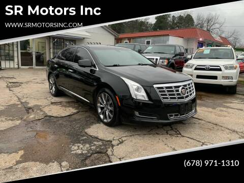 2015 Cadillac XTS Pro for sale at SR Motors Inc in Gainesville GA
